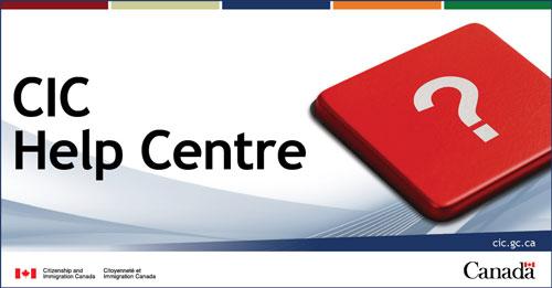 CIC Help Centre EN