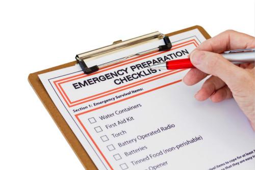 Emergency Checklist meitu 3