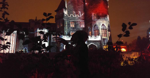 legends of casa loma