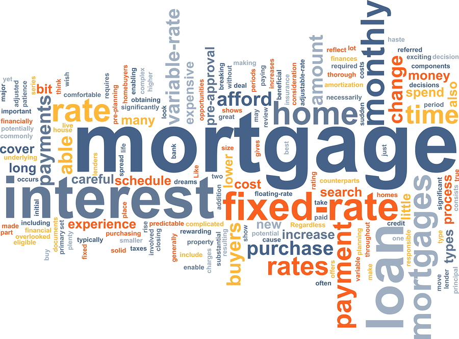 mortgage interest rates 1