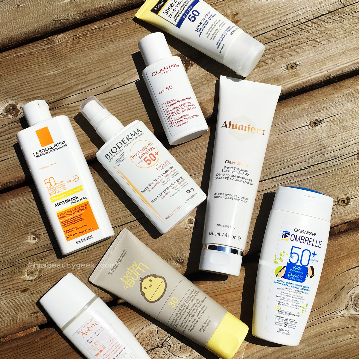 mineral sunscreens 2017 dont add serum oil or foundation to sunscreen