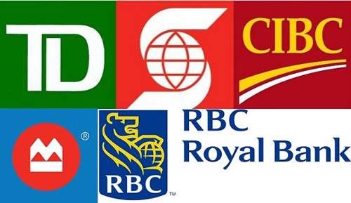 Big Five Banks of Canada 副本
